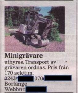 annonsklipp