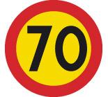 begränsning 70
