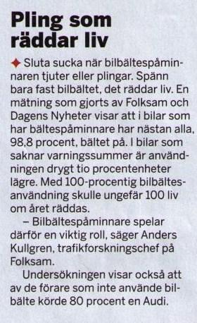 ur Vi Bilägare nr 11 2009