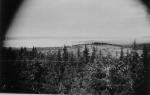 Utsikt från Plintsbergs utsiktstorn kanske