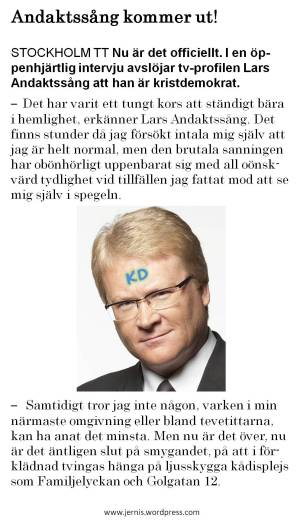 andaktsson