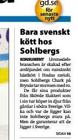gd sohlbergs