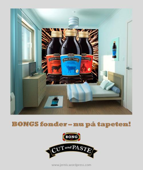 bongs fondtapet
