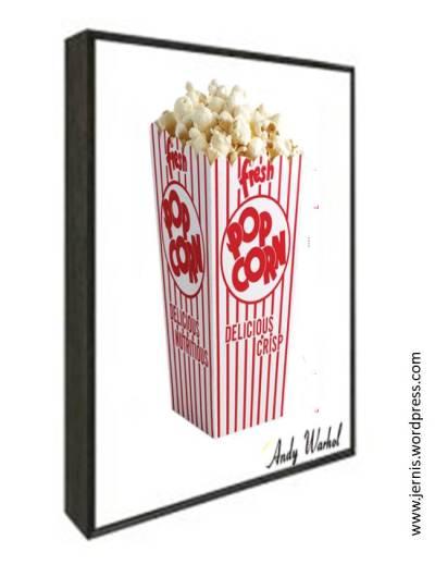 popcorn enligt warhol