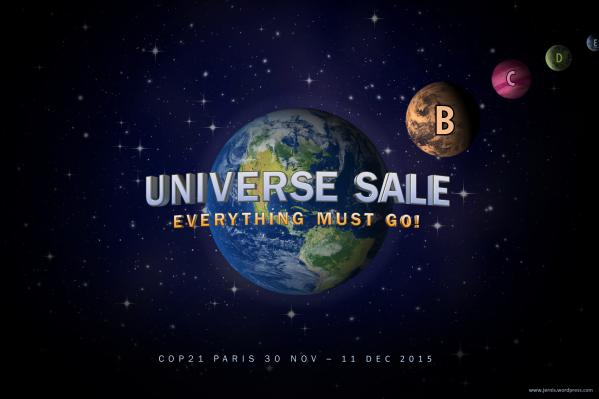 universe sale