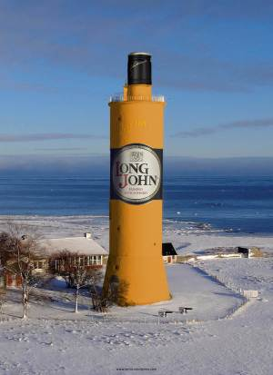 long john on the limerocks